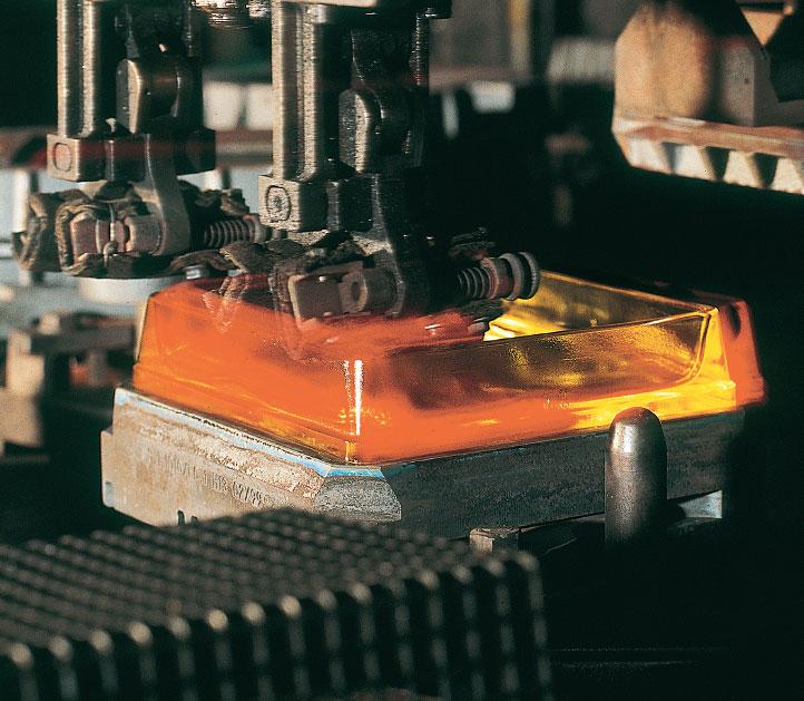Jak powstają luksfery Seves fabryka