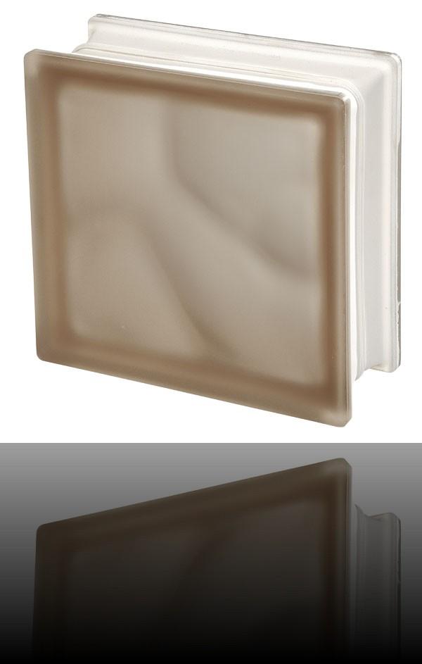 Barwione w masie 1919/8 Wave Brown Sahara