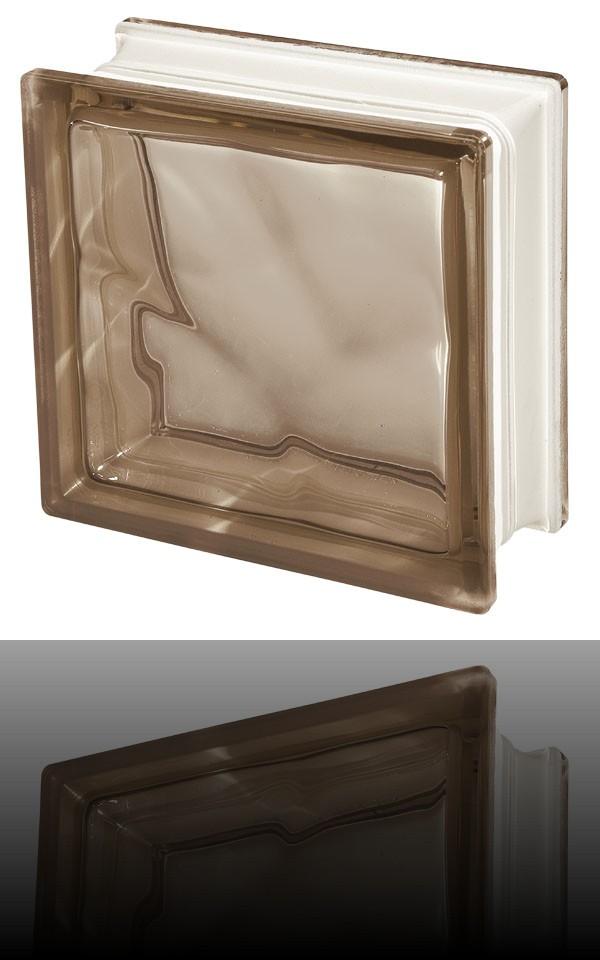 Barwione w masie 1919/8 Wave Bronze